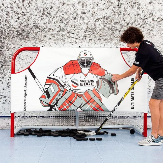 3 Great Hockey Shooting Tarp Drills to Sharpen Your Game